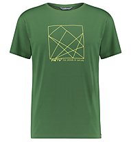 Meru Skiros - T-Shirt - Herren, Green