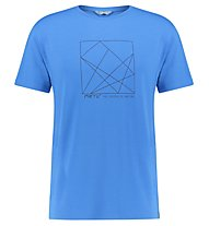 Meru Skiros - T-Shirt - Herren, Light Blue