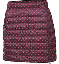 Meru Skirt Gander Print W Gonna trekking donna, Point