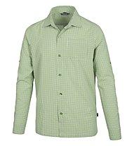 Meru Solvang - camicia a maniche lunghe trekking - uomo, Green