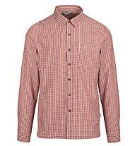 Meru Solvang II - camicie escursionismo - uomo, Red