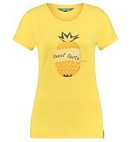 Meru Sparta - T-shirt trekking - donna, Yellow