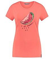Meru Sparta - T-shirt trekking - donna, Orange