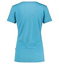 Meru Stathelle W Merino S/S - T-shirt - Damen, Blue