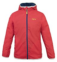 Meru Stayton - Softshelljacke Bergsport - Kinder, Red