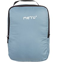 Meru Stuffbag Cube - Borsone da viaggio, Light Blue