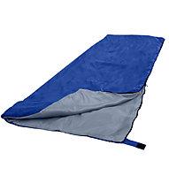 Meru Summer Camp - Kunstfaserschlafsack, Blue