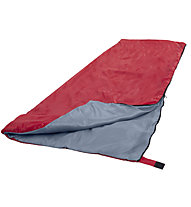 Meru Summer Camp - Kunstfaserschlafsack, Red