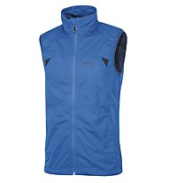 Meru New Surrey Vest Herren Softshellweste, Blue