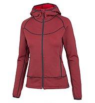Meru Tallinn - giacca in pile - donna, Red