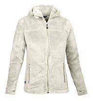 Meru Teddy Nunavut giacca pile donna, Oyster Grey