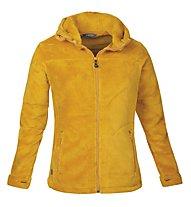 Meru Teddy Nunavut - Fleecejacke mit Kapuze - Damen, Yellow