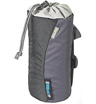 Meru Thermo Bottle Bag, Caviar/Darkgrey