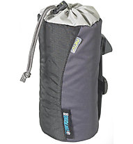 Meru Thermo Bottle Bag Wide Mouth, Caviar/Darkgrey