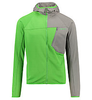 Meru Tuke Hoody Fleece - giacca in pile - uomo, Green