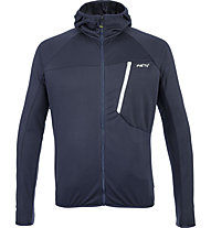 Meru Tuke Hoody Fleece - giacca in pile - uomo, Blue Nights