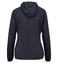 Meru Tuke Hoody Fleece - giacca in pile - donna, Blue