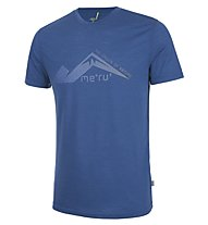 Meru Tumba T-Shirt trekking, Blue