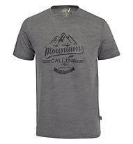 Meru Tumba - T-Shirt trekking - uomo, Grey