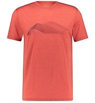 Meru Tumba - T-Shirt - Herren, Red