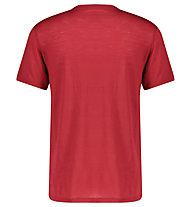 Meru Tumba - T-Shirt - Herren, Dark Red