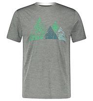 Meru Tumba - T-Shirt - Herren, Grey