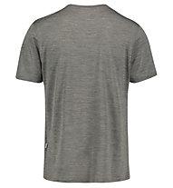 Meru Tumba s/s shirt men - t-shirt trekking - uomo, Brown