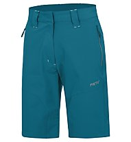 Meru Vaughan - pantaloni corti trekking - donna, Blue