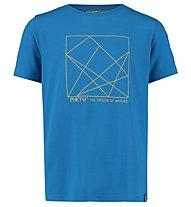 Meru Veria - maglietta trekking - bambino, Blue
