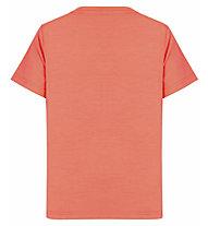 Meru Veria - maglietta trekking - bambino, Red