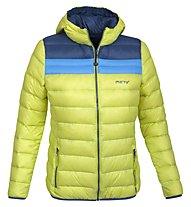 Meru Vernon - giacca in piuma trekking - donna, Yellow