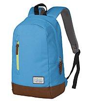 Meru Vintage - Zaino Daypack, Light Blue