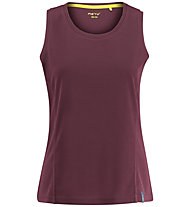 Meru Wembley - Trägershirt Bergsport - Damen, Bordeaux