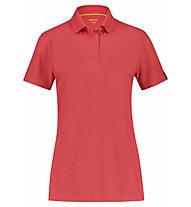 Meru Wembley - Polo-Shirt Bergsport - Damen, Light Red
