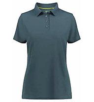 Meru Wembley - Polo-Shirt Bergsport - Damen, Dark Blue