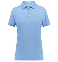 Meru Wembley - Polo-Shirt Bergsport - Damen, Blue