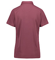 Meru Wembley - Polo-Shirt Bergsport - Damen, Bordeaux