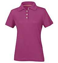 Meru Wembley 13 Polo polo trekking Donna, Orange