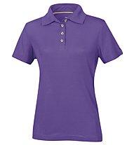 Meru Wembley 13 Polo - Damen Poloshirt, Violet