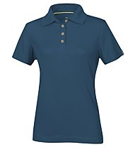 Meru Wembley 13 Polo - Damen Poloshirt, Dark Blue