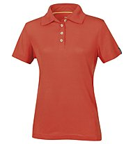 Meru Wembley 13 Polo - Damen Poloshirt, Light Red