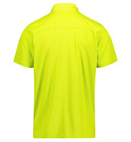 Meru Wembley functional - Polo-Shirt Bergsport - Herren, Lime
