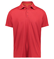 Meru Wembley functional - Polo-Shirt Bergsport - Herren, Red
