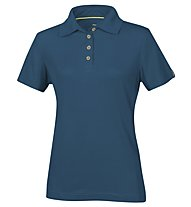 Meru Wembley - polo trekking - donna, Dark Blue