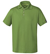 Meru Wembley - polo trekking - uomo, Green