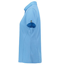 Meru Wembley - polo sport di montagna - donna, Blue