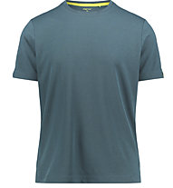Meru Wembley S/S - t-shirt trekking - uomo, Dark Blue