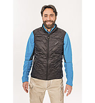 Meru White Rock - Gilet alpinismo - uomo, Black