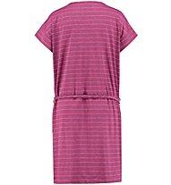 Meru Windhoek Drirelease S/S - Kleid - Damen, Violet