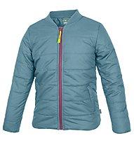 Meru Woodburn - giacca isolante trekking - bambina, Blue